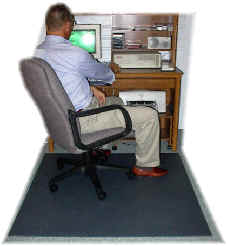 Desk Chair Carpet Mat esd floor mats